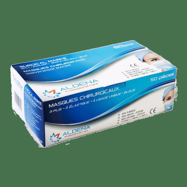 Masques chirurgicaux à haute filtration
