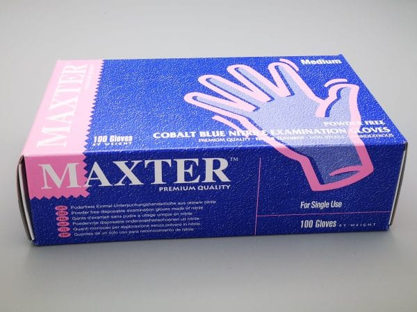Gants NItrile MAXTER 3