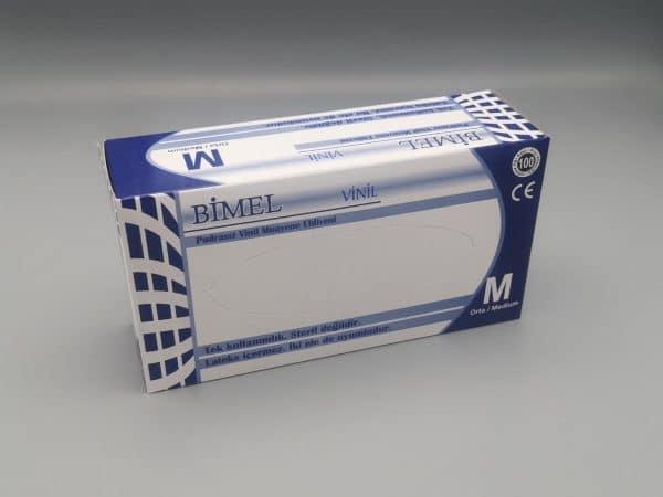 Gants Vinyle BIMEL 1